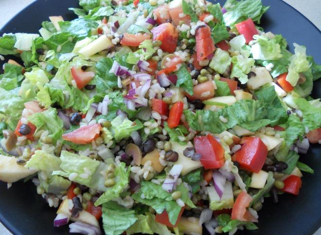 Picadillo Salad