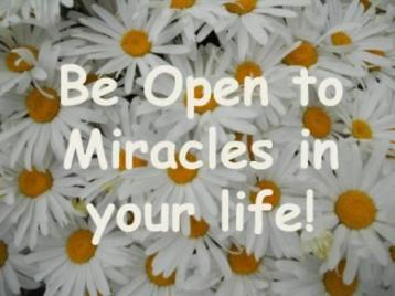 Open to Miracles