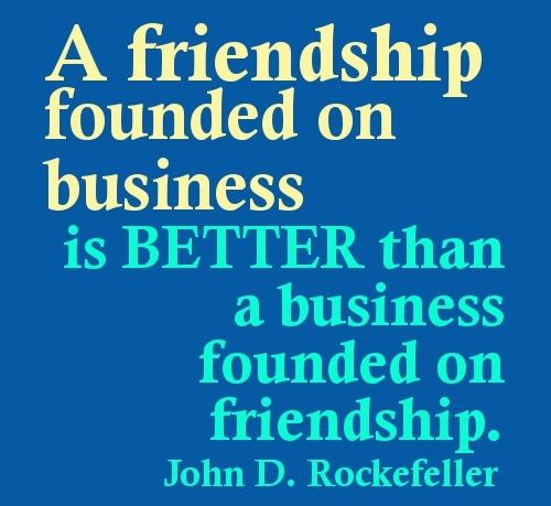 John D Rockfeller