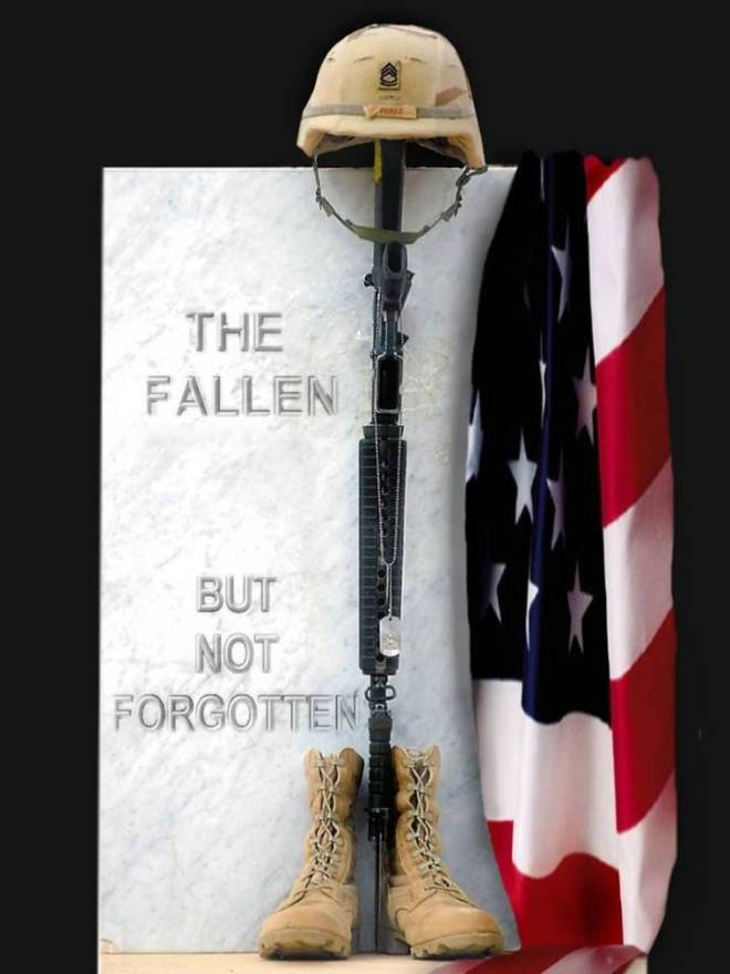 Remembering The Sacrifices