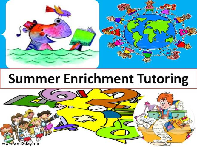 Summer Enrichment Tutoring