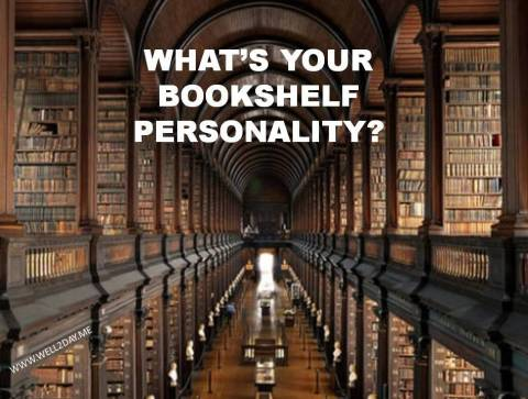 What's Your Bookshelf Personality