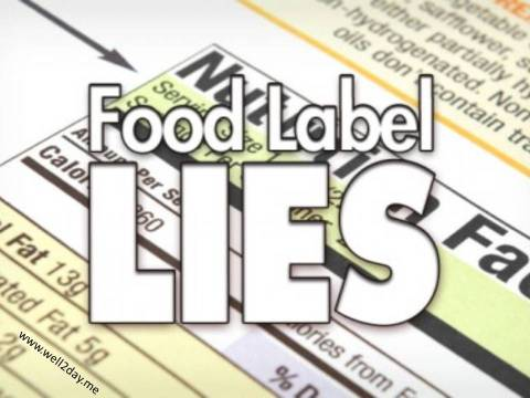 Food Labels Lie