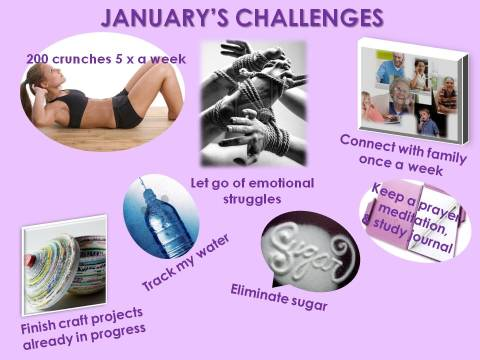 January's Challenges