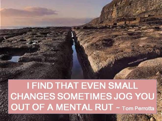 Mental Rut