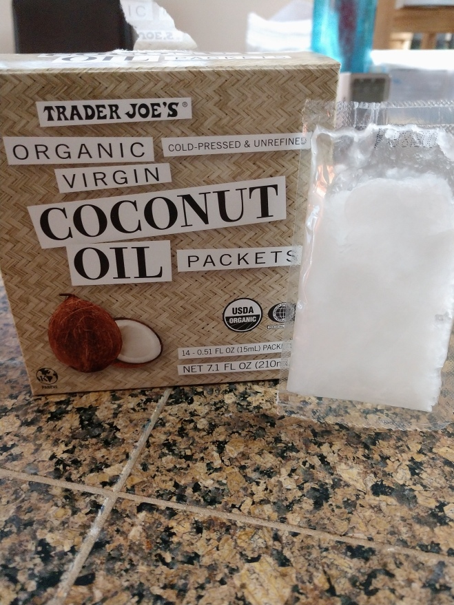 Coconut Oil Packets – It's my Friday Favorite – Wellness My Way